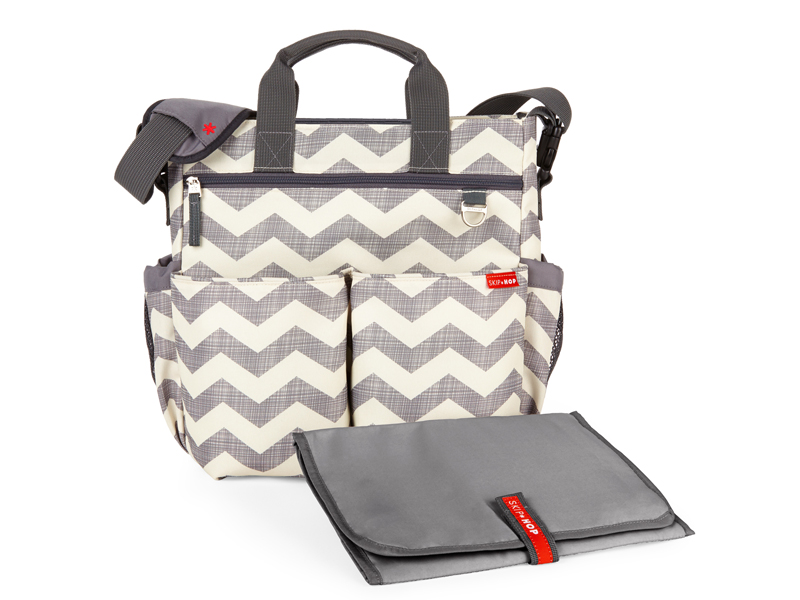 Skip hop duo signature verzorgingstas chevron