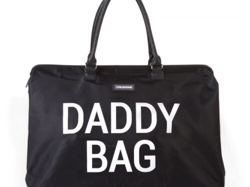 childhome Daddy bag black