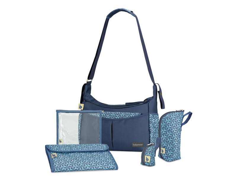 Babymoov Urban bag blue navy