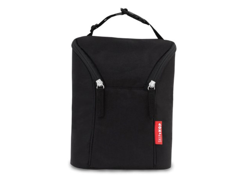 Skip hop flessen tas/ bottle bag black