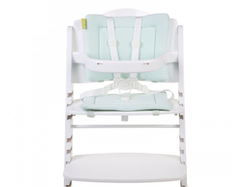 childhome BABY GROW CHAIR CUSHION MINT GROEN