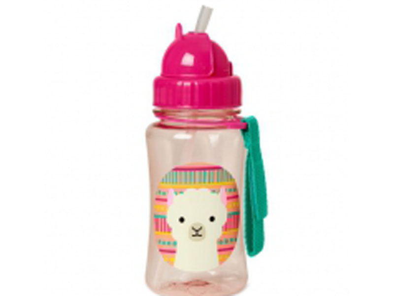 Skip hop Straw bottle lama