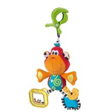 playgro MF Dingly Dangly Curly the Monkey