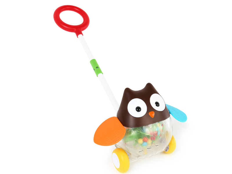 Skip hop Rolling owl use toy