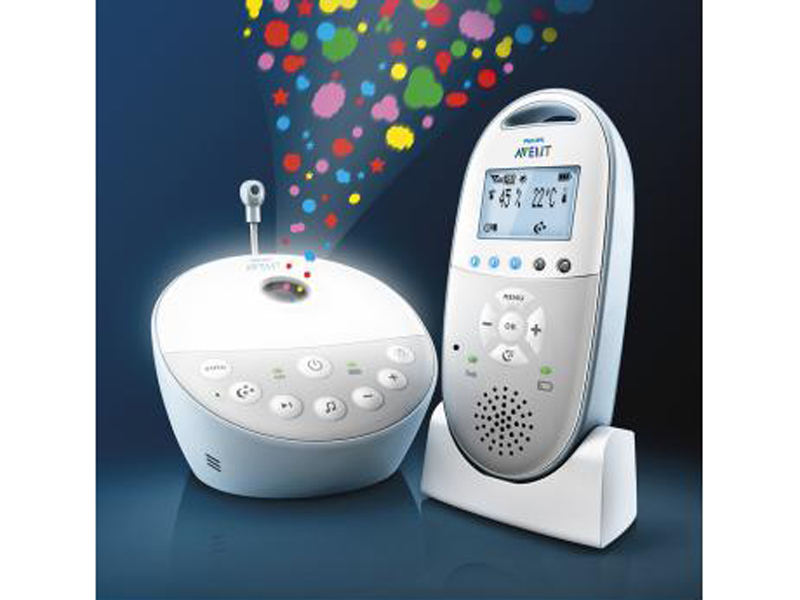Avent Avent DECT-babyfoon SCD580/00 (2)