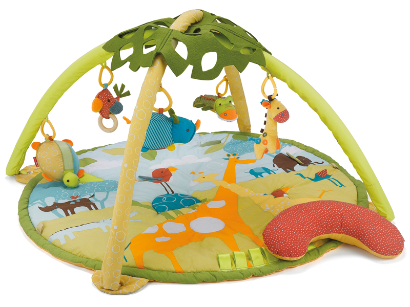 Skip hop Activity gym giraffe safari