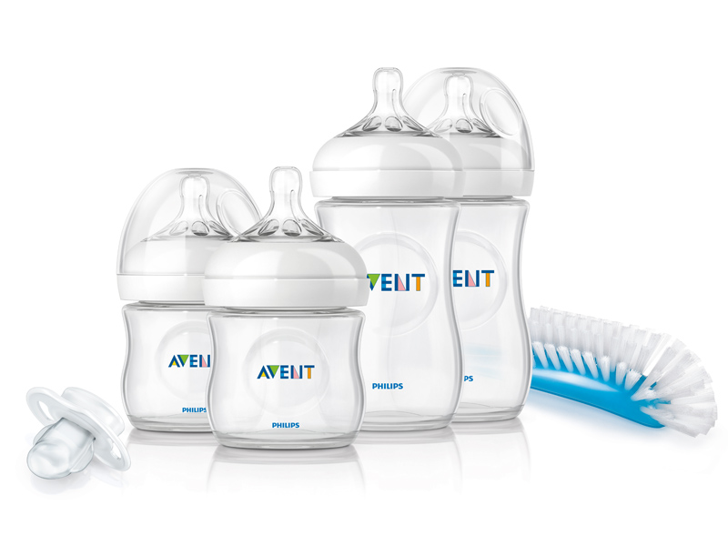 Avent new born starters set naturel