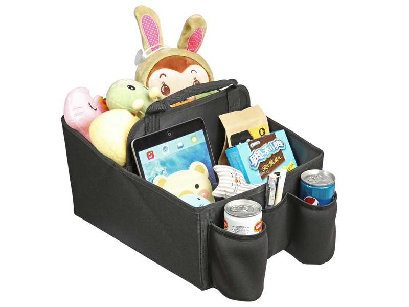 Babydam storage box voor in de auto
