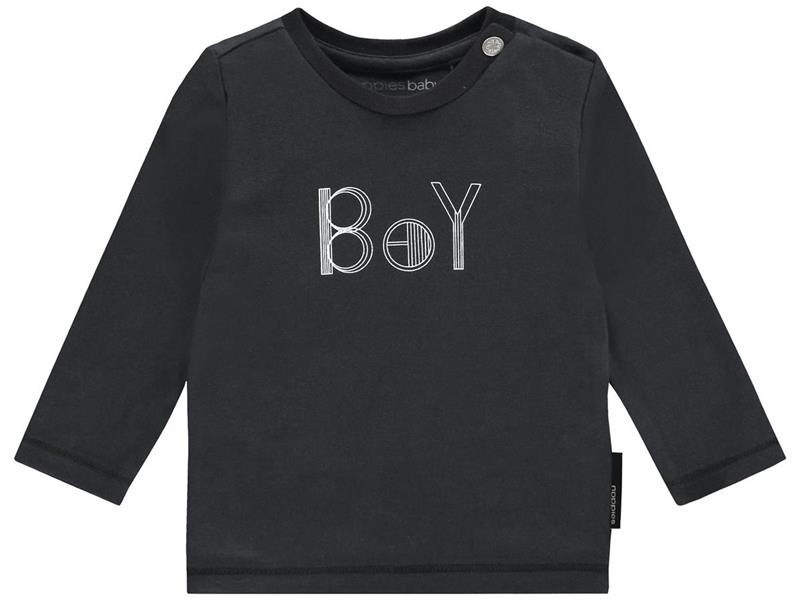 noppies T-shirt blauw BOY