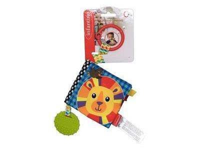 Infantino Animal Teether Book Kopen