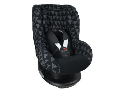 dooky Seat Cover Group 1 - black  tribal Kopen