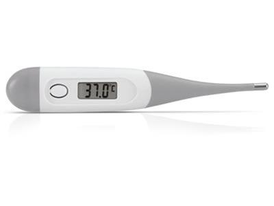 Alecto Digitale thermometer grey BC-013 Kopen
