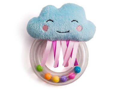 Taf toys Cheerful Cloud Rattle Kopen