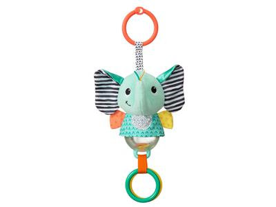 Infantino light & chime sensor rattle Kopen