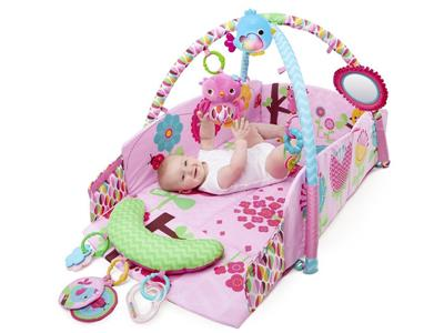 Bright Starts speelmat  play space sweet songbirds Kopen