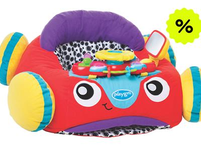 playgro Music and Lights Comfy Car Kopen