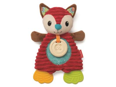 Infantino Infantino - Soft - Go-Gaga - Cuddly Teether Fox Kopen