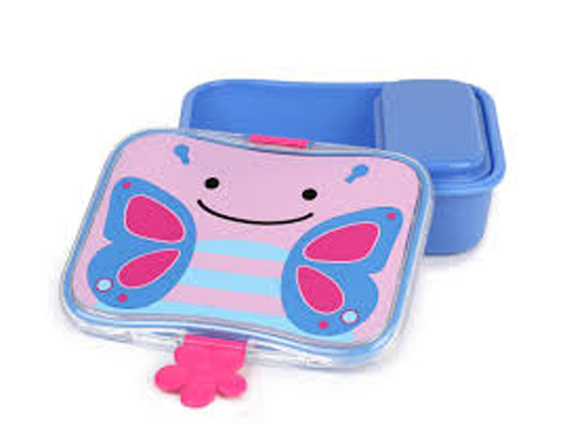 Skip hop Lunch box vlinder