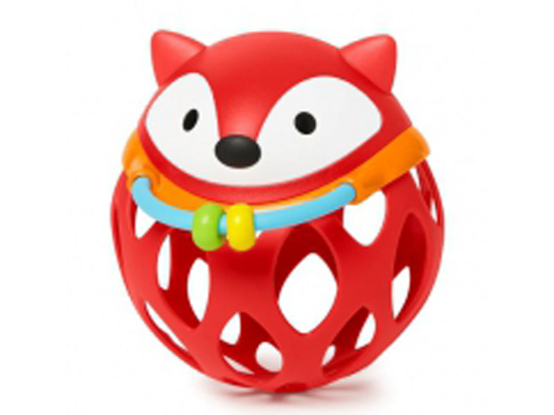 Skip hop Explore & More Roll Around Rattle Fox