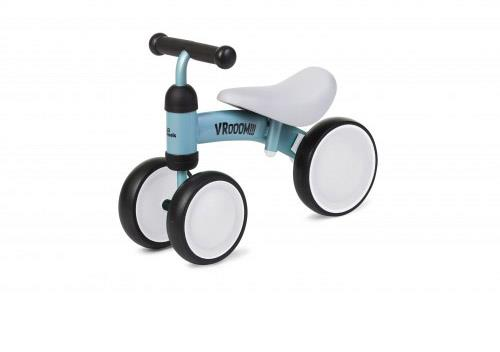 childhome baby fiets vroom mint/wit
