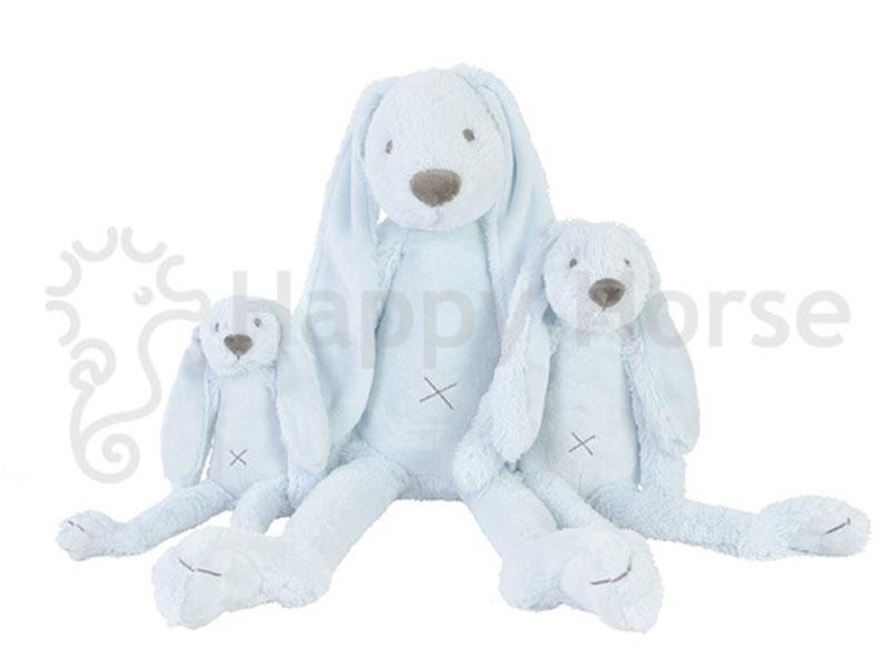 Knuffel Met Licht : Winkel happy horse konijn richie met naam licht blauw cm