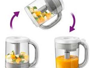 Avent 4 in 1 foodprocessor limet edition