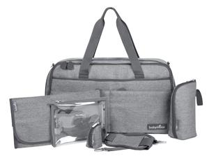 Babymoov Travel bag smokey