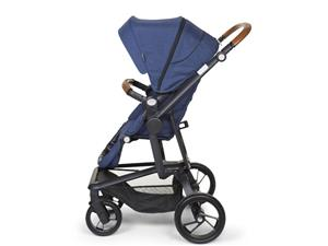 childhome URBANISTA 2 IN 1 CANVAS BLAUW