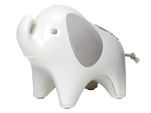 Skip hop Moonlight & Melodies Nightlight Soother Elephant