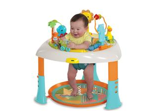 infantino B-kids Go-Gaga - Sit, Spin & Stand Entertainer
